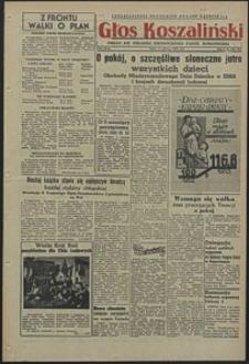 Głos Koszaliński. 1953, czerwiec, nr 132