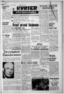 Kurier Szczeciński. R.12, 1956 nr 267 wyd.A