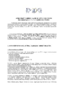 Sprawozdanie z działalności bibliotek publicznych województwa zachodniopomorskiego w 2010 roku