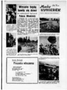 """Mały Kurierek : bezpłatny dodatek do """"Kuriera Szczecińskiego"""". 1956 nr 6"""