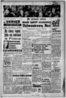 Kurier Szczeciński. R.13, 1957 nr 1 wyd.A