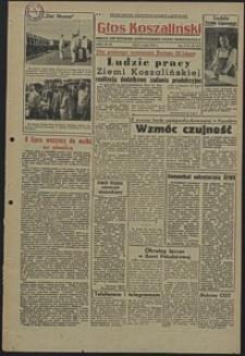 Głos Koszaliński. 1953, lipiec, nr 158