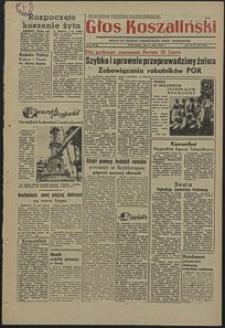 Głos Koszaliński. 1953, lipiec, nr 160