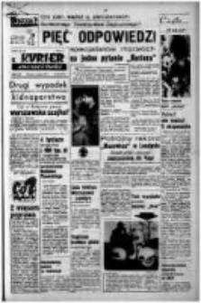 Kurier Szczeciński. R.13, 1957 nr 30 wyd.A