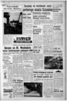 Kurier Szczeciński. R.13, 1957 nr 61 wyd.A