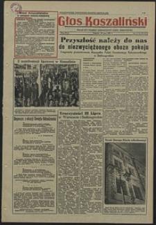 Głos Koszaliński. 1953, lipiec, nr 175