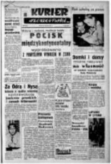 Kurier Szczeciński. R.13, 1957 nr 204 wyd.A