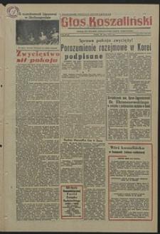 Głos Koszaliński. 1953, lipiec, nr 179