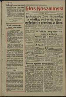 Głos Koszaliński. 1953, lipiec, nr 181