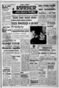 Kurier Szczeciński. R.13, 1957 nr 258 wyd.A