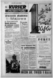 Kurier Szczeciński. R.14, 1958 nr 102 wyd.A