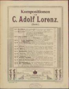 Acht Nachspiele : für Orgel : zum Gebrauch beim Gottesdienste : Op. 55