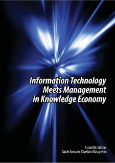 Information Technology Meets Management in Knowledge Economy