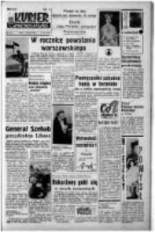 Kurier Szczeciński. R.14, 1958 nr 181 wyd.A