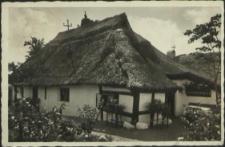 Ostseebad Rewahl, Fischerhaus am Horster Leuchtturm