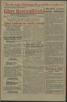 Głos Koszaliński. 1953, październik, nr 235