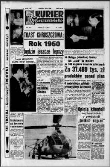 Kurier Szczeciński. R.16, 1960 nr 1 wyd.A B