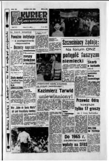 Kurier Szczeciński. R.16, 1960 nr 10 wyd.A B