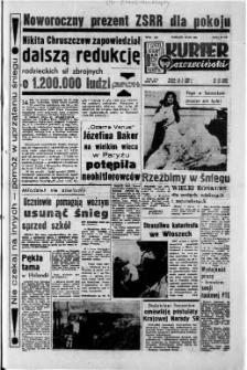 Kurier Szczeciński. R.16, 1960 nr 12 wyd.A B