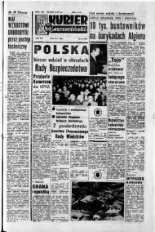 Kurier Szczeciński. R.16, 1960 nr 22 wyd.A B