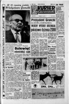 Kurier Szczeciński. R.16, 1960 nr 31 wyd.A B