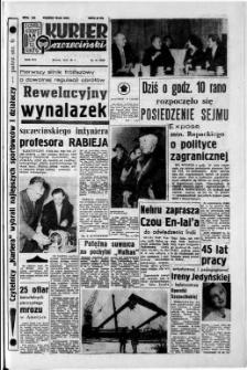 Kurier Szczeciński. R.16, 1960 nr 39 wyd.A B