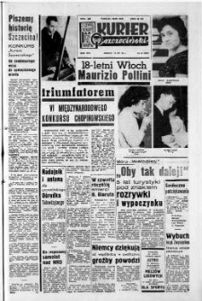 Kurier Szczeciński. R.16, 1960 nr 61 wyd.A B