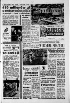 Kurier Szczeciński. R.16, 1960 nr 65 wyd.A B