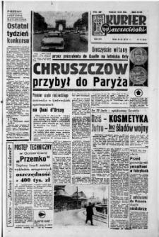 Kurier Szczeciński. R.16, 1960 nr 70 wyd.A B