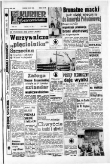 Kurier Szczeciński. R.16, 1960 nr 81 wyd.A B