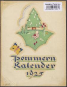 Pommern-Kalender. 1925