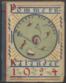 Pommern-Kalender. 1924