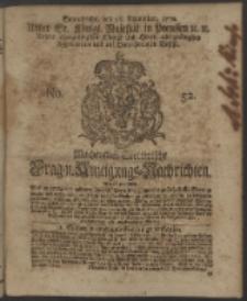 Wochentlich-Stettinische Frag- und Anzeigungs-Nachrichten. 1750 No. 52