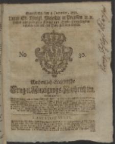 Wochentlich-Stettinische Frag- und Anzeigungs-Nachrichten. 1752 No. 50 + Anhang