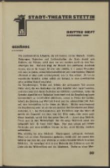Stadt-Theater Stettin. 1930 H. 3
