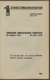Stadt-Theater Stettin. 1932 H. 11