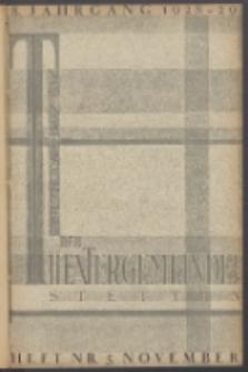 Monatsheft der Theatergemeinde e.V. Stettin. Jg. 8, 1928 H. Nr. 5