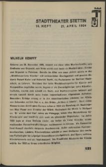 Stadt-Theater Stettin. 1934 H. 16