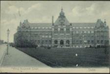 Stettin, Königliche Baugewerk-Schule