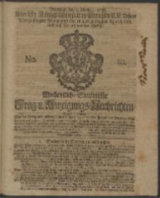 Wochentliche Stettinische zur Handlung nützliche Preis-Courante der Waaren und Wechsel-Cours, wie auch Frage- und Anzeigungs-Nachrichten. 1736 No. 10