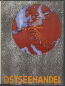 Ostsee-Handel : Wirtschaftszeitschrift für der Wirtschaftsgebiet des Gaues Pommern und der Ostsee und Südostländer. Jg. 19, 1939 Nr. 18