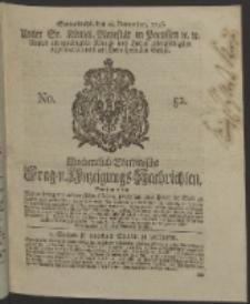 Wochentlich-Stettinische Frag- und Anzeigungs-Nachrichten. 1746 No. 52