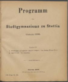 Programm 1880
