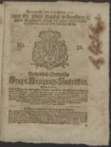 Wochentlich-Stettinische Frag- und Anzeigungs-Nachrichten. 1751 No. 32