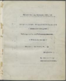 Bericht über das Schuljahr ... 1929/30