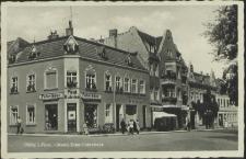 Pölitz in Pommern, Markt Ecke Fuhrstraße