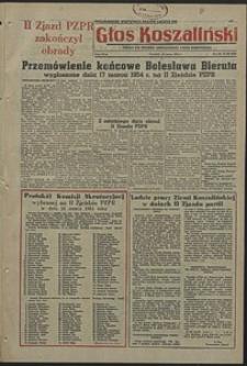 Głos Koszaliński. 1954, marzec, nr 65