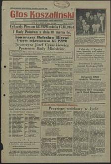 Głos Koszaliński. 1954, marzec, nr 67