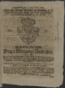 Wochentlich-Stettinische Frag- und Anzeigungs-Nachrichten. 1766 No. 51 + Anhang