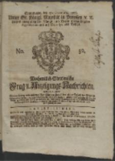 Wochentlich-Stettinische Frag- und Anzeigungs-Nachrichten. 1766 No. 52 + Anhang